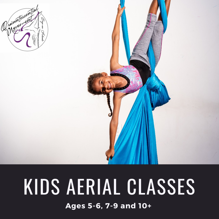 Aerial Kids and Youth Classes